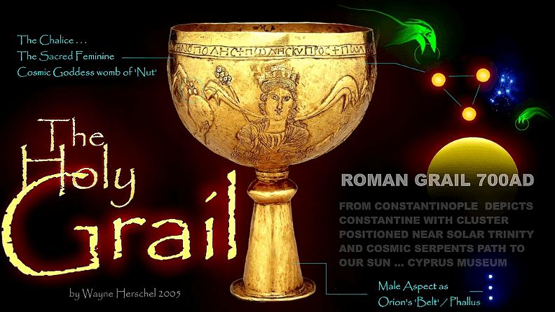 Grail - wayne herschel claim