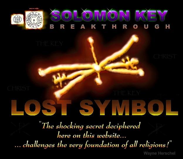 The Lost Symbol In The Solomon Key Parchment Ref Dan Brown