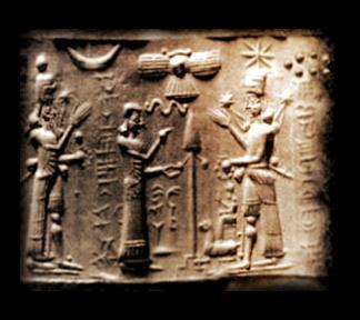 Sumerian Trinity