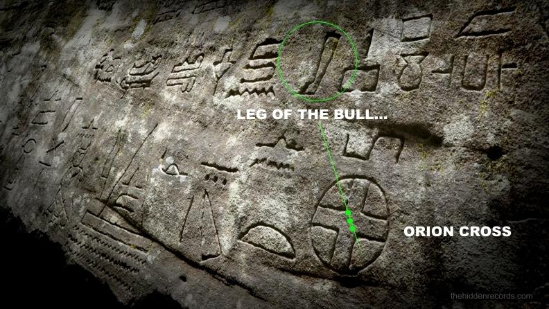 Kariong hieroglyphs